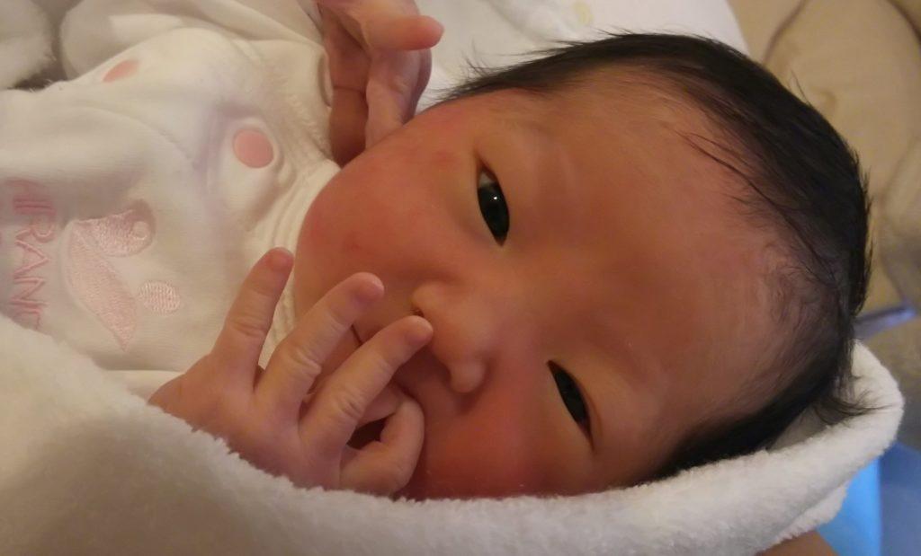 綿棒 かんちょう 赤ちゃん