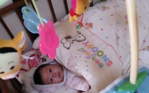 生後1ヶ月の生活リズムは?まさかの赤ちゃん昼夜逆転で睡眠不足なんてことになってませんか?